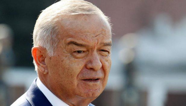 Fallece Islam Karimov, presidente de Uzbekistán