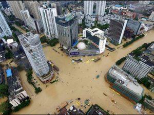 Taiwan: Tifón Megi dejó cuatro muertos y 523 heridos