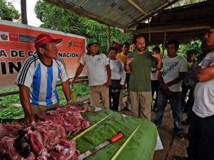 Loreto: Reserva nacional de Pucacuro celebra sexto aniversario