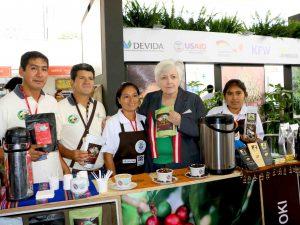 Café producido en el Vream está entre los mejores del país