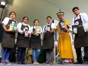 Cafetaleras de Satipo destacaron en Expo Café 2016
