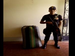 Huamalíes: PNP decomisó 120 kilos de hoja de coca
