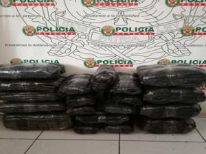 Leoncio Prado: PNP decomisó más de 600 kilos de hoja de coca