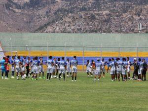 Ayacucho F.C. enfrentará al UTC de Cajamarca