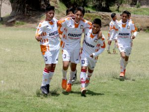 Ayacucho F.C.: Categoría Sub 14 goleó 6-3 a Estudiantes Unidos