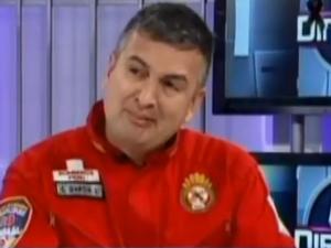 Comandante del cuerpo general de bomberos pidió apoyo al Gobierno
