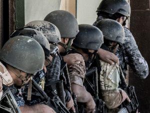 Ejercito iraquí entra por primera vez en Mosul