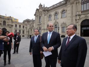 """Fernando Zavala tras Consejo de Estado: """"Vamos a implementar medidas concretas"""""""