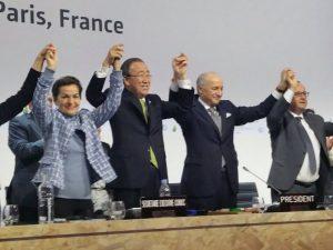 El Acuerdo de París está a punto de entrar en vigor
