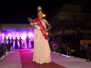 """Xiomara Vela fue elegida """"Miss Tingo María 2016"""""""