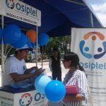 Osiptel cumple cuatro años en el Vraem