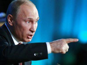 """Rusia: Putin acusa a Francia de """"inflamar situación"""" en Siria"""