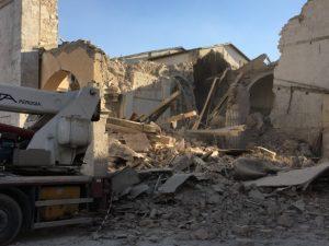 Italia: Terremoto de 6,5 grados remece el centro del país