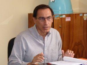 """Martín Vizcarra: """"Los resultados en Cotabambas son muy buenos"""""""
