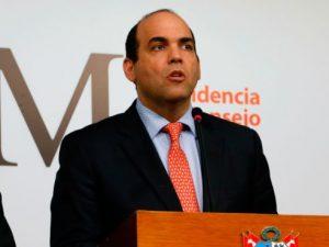 """Fernando Zavala: """"Diálogo en Zaramurillo tiene que ser en un ambiente de paz"""""""