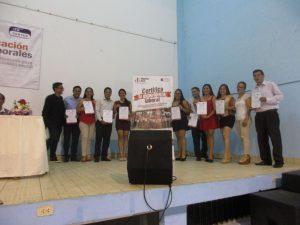 San Martín: Entregan certificados de competencias laborares a 233 beneficiarios