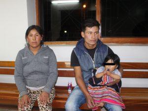 Carmen Alto: Serenos atrapan a mujer que robaba bebes