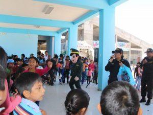 Carmen Alto: Celebran el Día Internacional de los derechos del niño