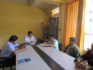 Huánuco: Coordinan acciones de conservación de recursos hídricos