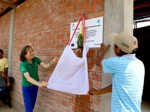 Mazamari: Inauguran infraestructura para mejorar calidad de cacao