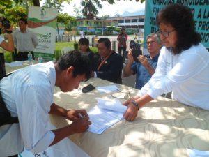 Leoncio Prado: Productores de café y cacao recibirán más de S/2 millones