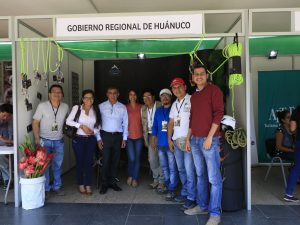 """Promocionaron productos turísticos de Huánuco en Feria """"Travesía 2016"""""""