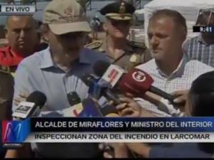 """Carlos Basombrío: """"Los dueños de UVK no nos han acompañado en ningún momento"""""""