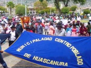 Ayacucho: Pobladores exigen construcción de rompe muelles