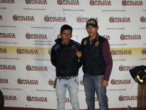 Tingo María: Policía detiene a sujeto por presunta Trata de Personas