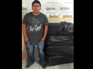 Leoncio Prado: Policía decomisó 140 kilos de hoja de coca