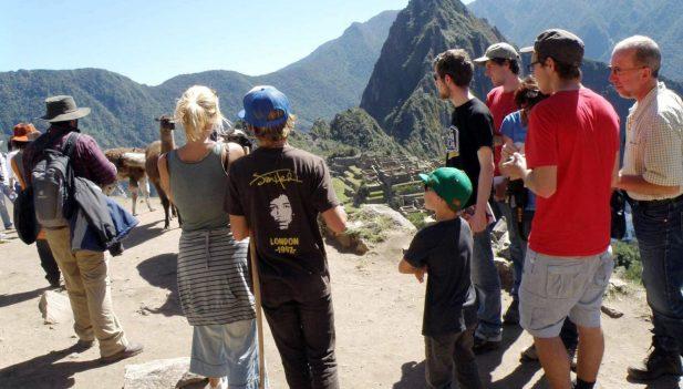 Turistas que visiten Machu Picchu tienen seguridad policial garantizada — PERÚ