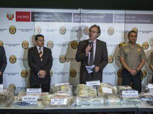 PNP incauta la mayor cantidad de billetes falsos en su historia