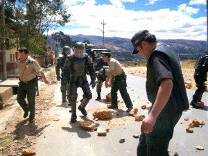 Puno: Gobierno decreta estado de emergencia en San Román