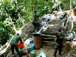 Erradican 26 de mil hectáreas de hoja de coca
