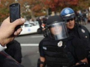 SIP respalda el derecho ciudadano a filmar actividad policial en EE.UU.