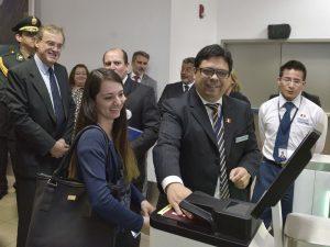 Aeropuerto Internacional Jorge Chávez ya cuenta con puertas biométricas