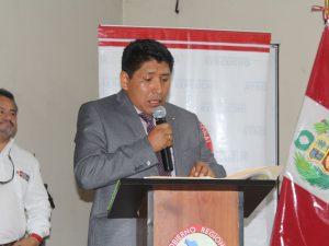 Jesús Nazareno: Alcalde solicita presupuestar proyectos de agua potable