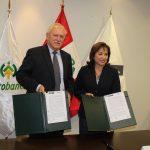 Minam y Agrobanco coordinarán labores de compromiso climático