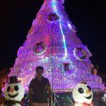 Vraem: Pichari cuenta con árbol navideño ecológico