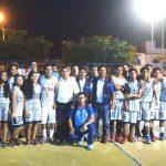 Vraem: Se desarrolló el I Torneo Regional de Baloncesto