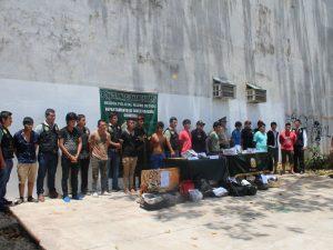 Madre de Dios: Detienen a banda que asaltaba a campamentos mineros
