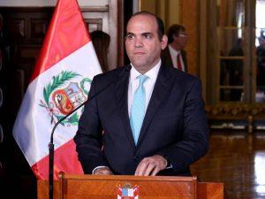 Fernando Zavala destaca vocación al diálogo del Gobierno