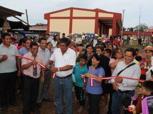 """Puerto Maldonado: Inauguran nuevas instalaciones del colegio """"La Pastora"""""""