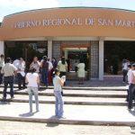 San Martín lidera ejecución de inversiones regionales con 82.1%