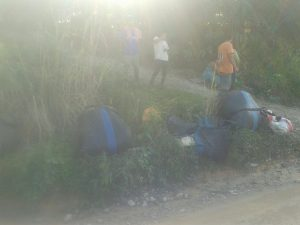 Monzón: Policía decomisó 150 kilos de hoja de coca