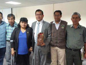 Huánuco: Se facilita acuerdo entre Minagri y cafetaleros