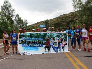 Ayacucho: Previenen consumo de drogas a través de un evento deportivo