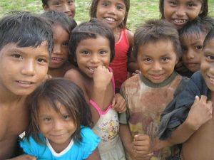 Amazonas: Buscan garantizar desarrollo educativo de niños de El Cenepa