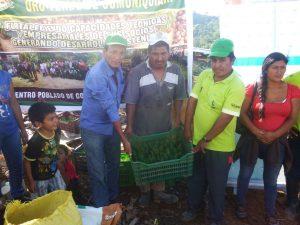 Satipo: Productores ampliarán frontera de área reforestada