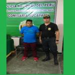 Tingo María: Policía captura a dos requisitoriados